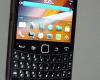 Hình ảnh rõ ràng của BlackBerry Bold Touch