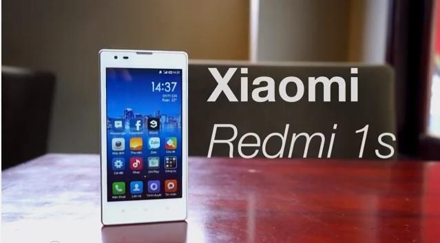 Hnam Channel - Đánh giá nhanh Xiaomi Redmi 1S, Smartphone 4 nhân - Camera 8 MP