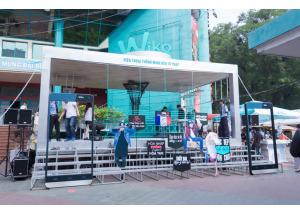 Hnam Mobile đồng hành cùng Wiko tại sự kiện  Selfie ngược – Vượt chính mình