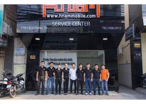 Khai trương Trung tâm sửa chữa - bảo hành thứ 2 của Hnam Mobile.