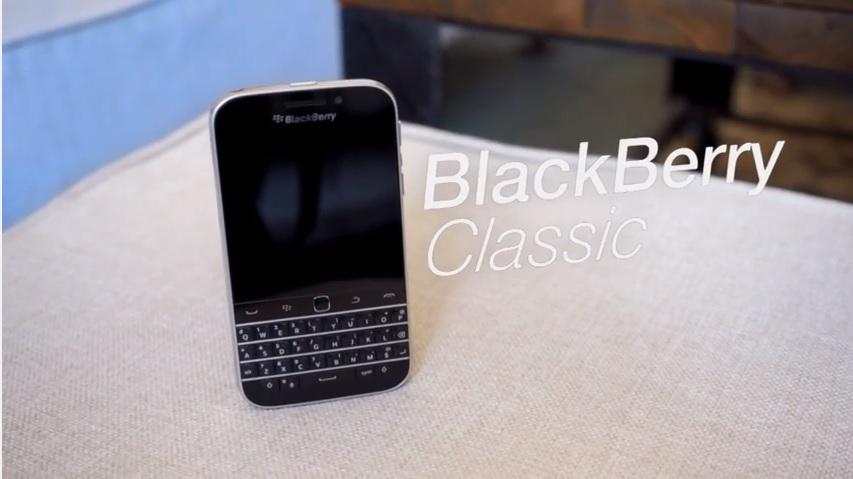 Hnam Mobile trên tay và đánh giá chi tiết BlackBerry Classic