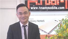 HnamMobile.com lên sóng chương trình Gõ Cửa Chào Xuân 2016 (Info TV)