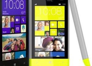 HTC 8X và 8S nhận giải thiết kế của năm