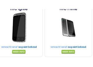 HTC chuẩn bị ra Prime và Ignite chạy Windows Phone