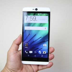 HTC Desire 826 Selfie: Smartphone cho người mê