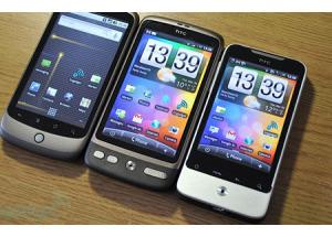 HTC Desire cùng Nexus One và Legend