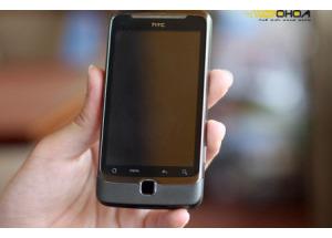HTC Desire Z xuất hiện tại Việt Nam