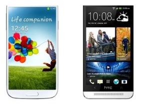 HTC One đang mất dần cơ hội trước Galaxy S4