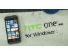 HTC One M8 for Windows chính thức - Camera kép, loa BoomSound