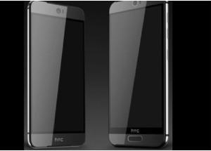 HTC One M9 lộ ảnh với camera lớn mặt trước