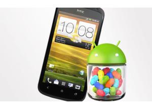 HTC One S bắt đầu lên Android Jelly Bean