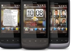 HTC ra bản Touch2 không camera
