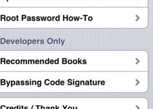 iOS 6.1 đã bị jailbreak