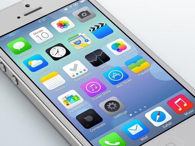 iOS 7.1 bản thử nghiệm đầu tiên được phát hành, hỗ trợ nhiều tính năng mới