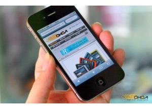 iPhone 4 xách tay đột ngột tăng giá
