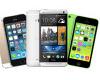 iPhone 5S, 5C đọ sức với Sony Xperia Z1, HTC One