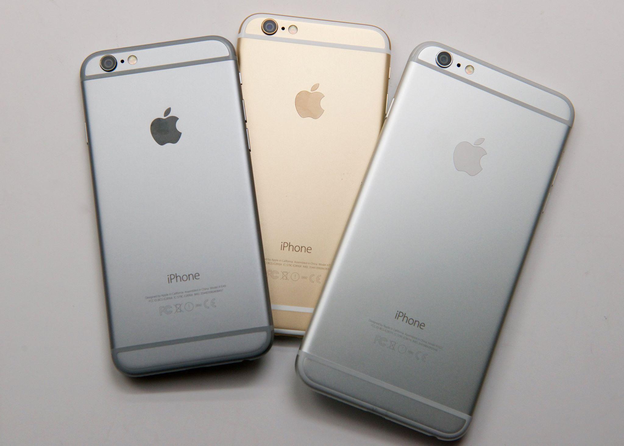 iPhone 6 bị đun sôi trong nước ngọt có gas
