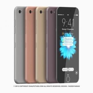 iPhone 7 bắt đầu sản xuất hàng loạt