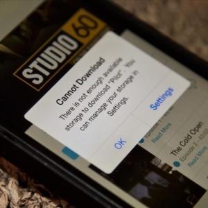iPhone dung lượng 16GB quá ít - Làm sao để dùng?