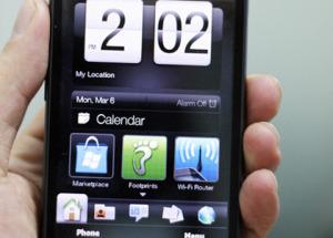 Khám phá shorcut trên HTC HD2