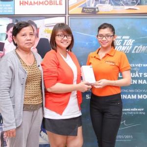 Chúc mừng khách hàng Phan Thành Nghĩa đã trúng Galaxy Note 5 trị giá 17.990.000đ