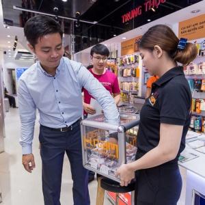 Công bố kết quả bốc thăm trúng tour du lịch Singapore cùng HTC, tour Bangkok cùng Galaxy A9 Pro