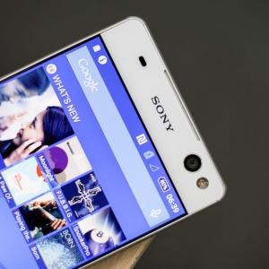 Đánh giá chi tiết điện thoại Sony Xperia C5 - smartphone chuyên selfie, giá tầm trung