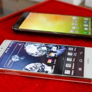 Điện thoại Sky Pantech dần vắng bóng tại Việt Nam