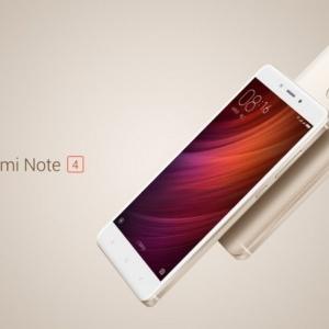Điện thoạiXiaomi Redmi Note 4 chính thức ra mắt, pin 4.100 mAh, giá 3 triệu