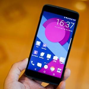 DTEK50 - Smartphone bảo mật nhất của BlackBerry đã xuất hiện