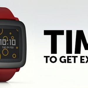 Dự án Pebble Time nhận được khoản tiền đầu tư kỷ lục