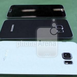 Galaxy S6 vỏ kim loại nguyên khối lộ ảnh thực tế