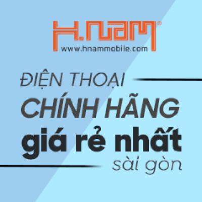 Hnam Mobile – Điện thoại chính hãng Rẻ Nhất Sài Gòn