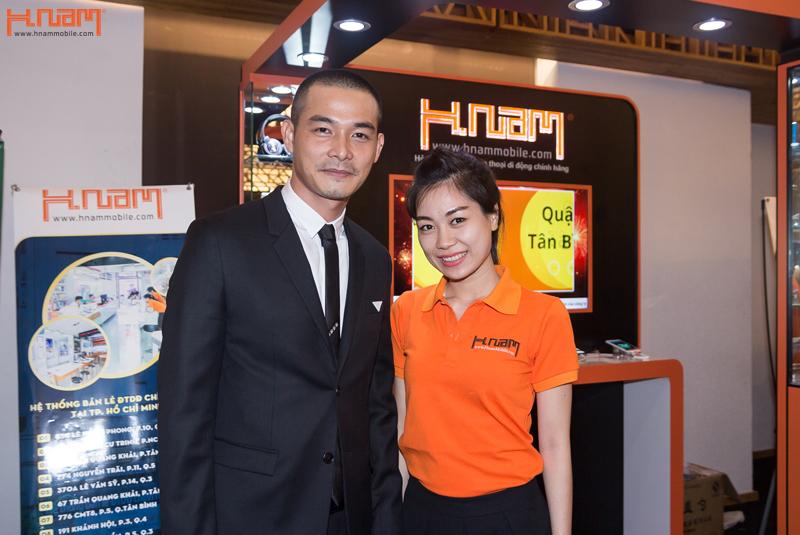 Hnam Mobile tài trợ sự kiện The Magic Box 2015