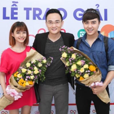 Hnam Mobile trao thưởng cuộc thi Selfie cùng Hnam.