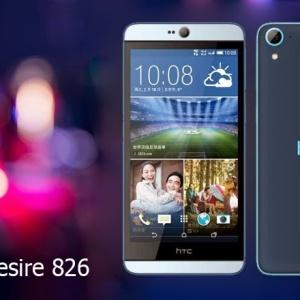 HTC Desire 826 Selfie giảm giá 1.7 triệu đồng