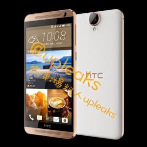 HTC One E9+ lộ ảnh báo chí với 3 tùy chọn màu sắc