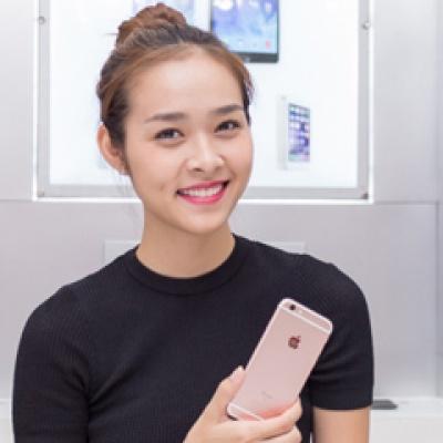 iPhone 6S/ 6S Plus chính hãng có hàng tại Hnam Mobile ngày 6/11
