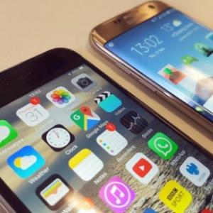 iPhone kế tiếp sẽ có màn hình cong giống Samsung