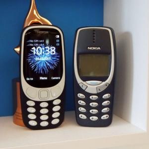Mẫu điện thoại Nokia 3310 sẽ lên kệ ngày 5/6 ở Hà Lan và Bỉ