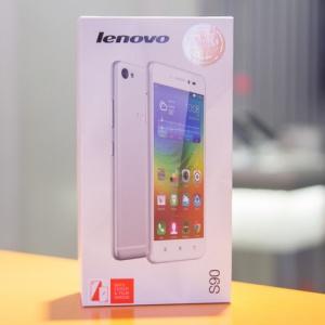 Mở hộp Lenovo S90 thiết kế giống iPhone 6.