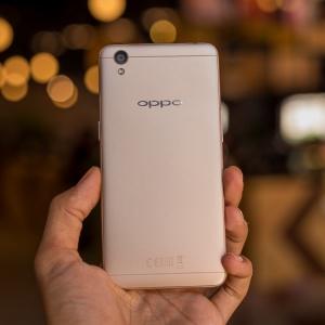 Mở hộp Oppo A37 - Gorilla Glass 4, camera đẹp, giá dưới 4,5 triệu đồng