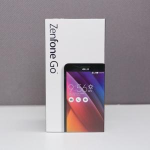 Mở hộp Zenfone Go - smartphone phổ thông ấn tượng của Asus.