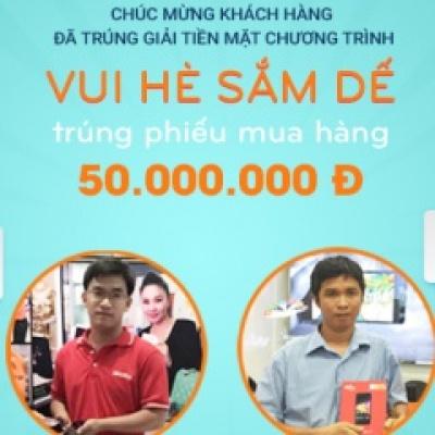 Mua điện thoại Wiko 2.799.000đ, được tặng voucher 5.000.000đ