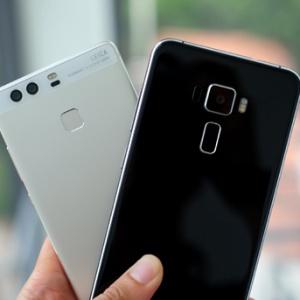Người dùng bình chọn Zenfone 3 chụp đẹp hơn Huawei P9