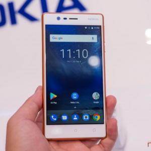 Nokia 3 là chiếc smartphone phổ thông có phần mềm đơn giản