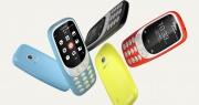 Nokia 3310 phiên bản 4G chính thức ra mắt: Yun OS, Wifi, 4G LTE
