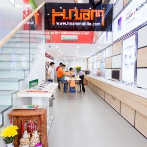 Soft Opening Hnam Mobile thứ 13 - 492 Ngô Gia Tự, Q10.