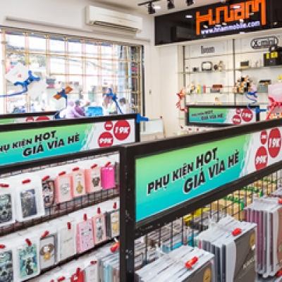 Soft Opening Hnammobile thứ 17 - cửa hàng phụ kiện giá rẻ 778 Cách mạng tháng 8