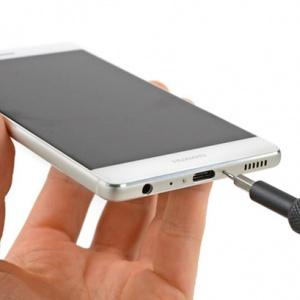 Tháo bung điện thoại Huawei P9